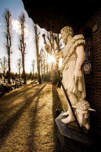 Johannes de Doper met lam Gods