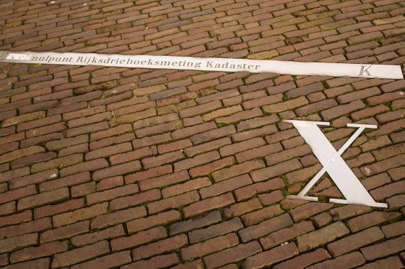 middelpunt van Nederland, Amersfoort