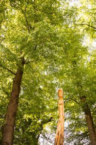 Landgoed Schovenhorst, houtkunst