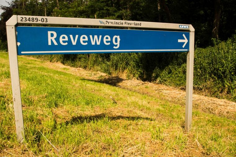 Gerard Reve weg?