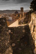 Uitzicht op Denia vanaf kasteel
