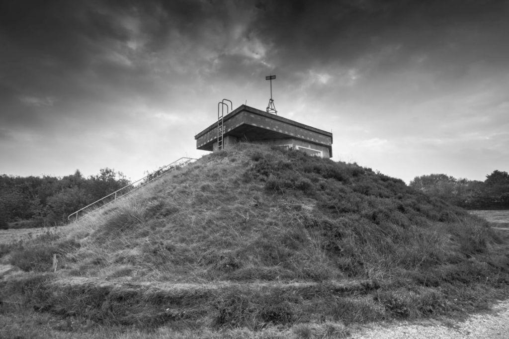 Uitkijktoren schietbaan