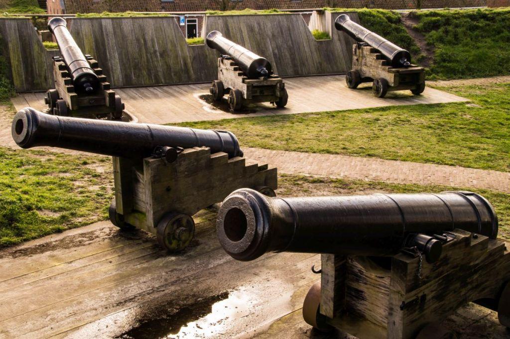 Kanonnen van Bourtange