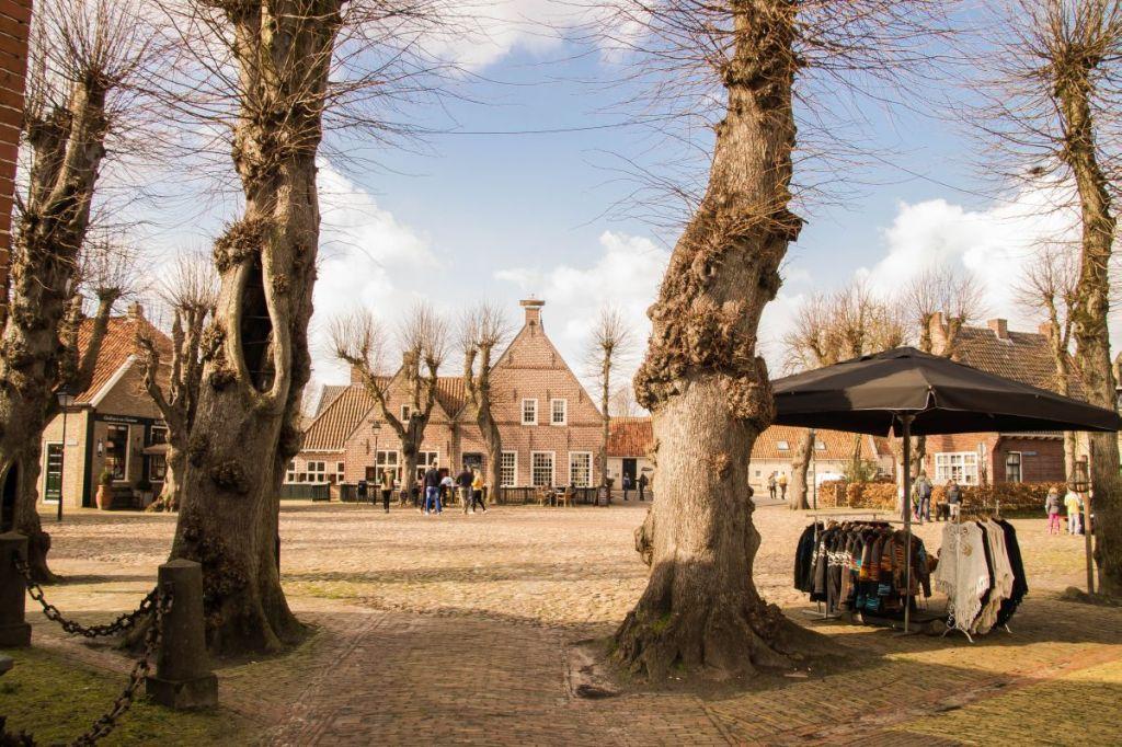 Marktplein Bourtange