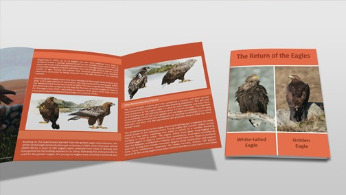 booklet produced by the Northern Ireland Raptor Study Group and Golden Eagle Trust