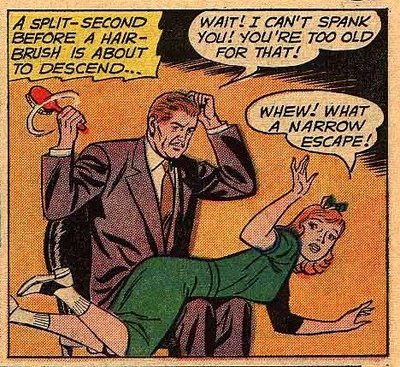 Smallville spank fanfic