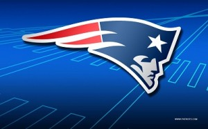 New England Patriots logo, from NFL.com