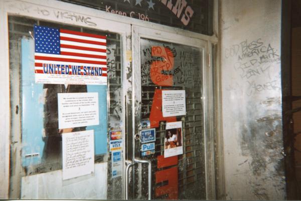2001 Sep 22 Ground Zero 11