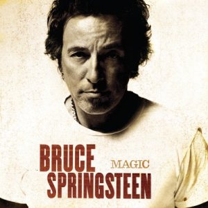 """Magic"" by Bruce Springsteen Album, credit rollingstone.com and property of Bruce Springsteen"