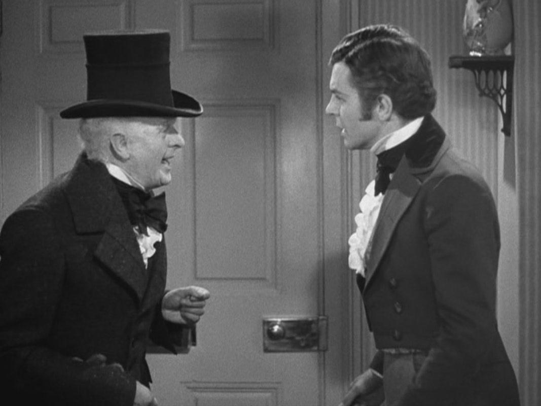 Retro-Review: A Christmas Carol (1938) starring Reginald Owen ...
