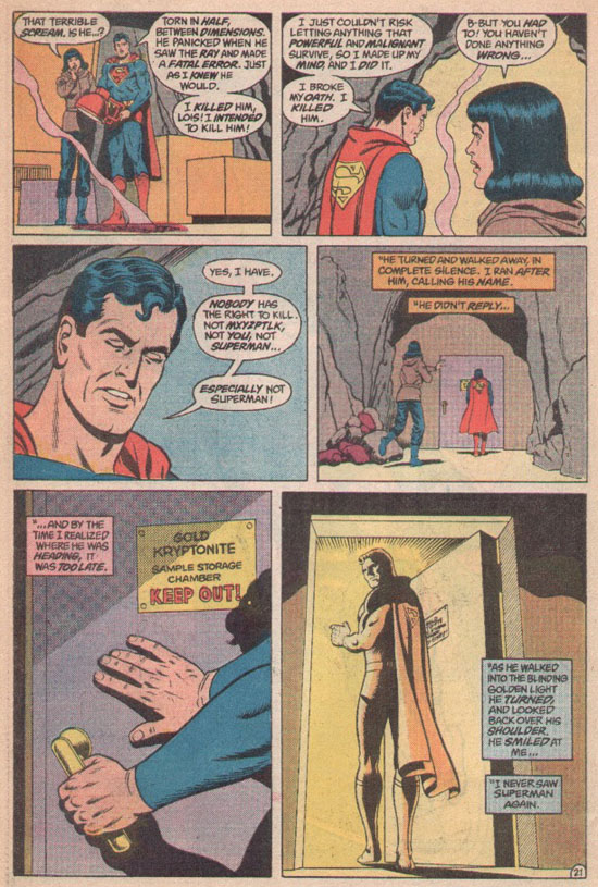 Action Comics V1 583, 1986