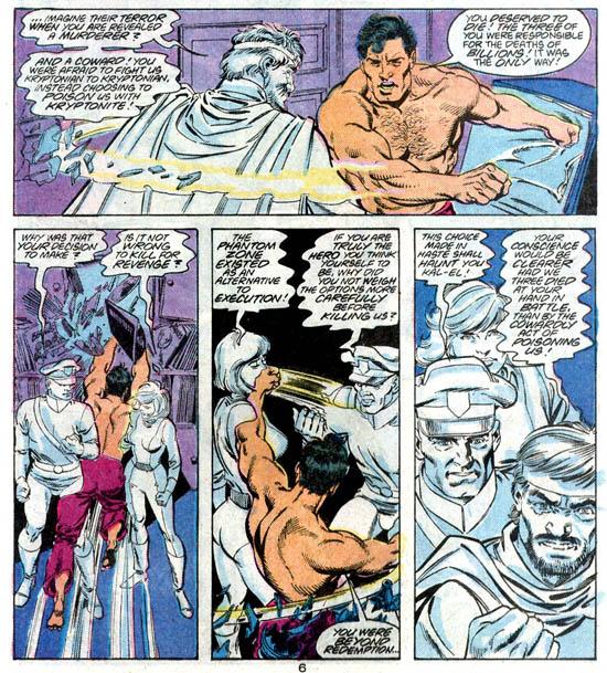 Adventures of Superman 446, 1988