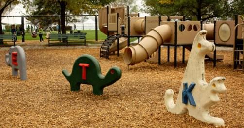 Castle Island - Playground
