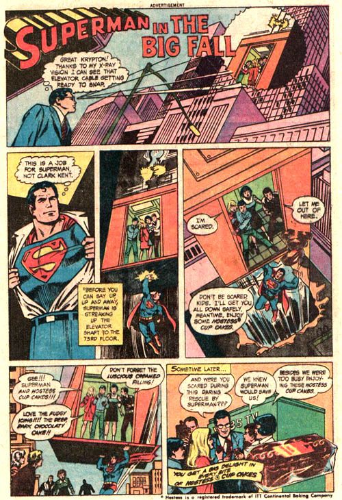Hostess-Superman-Elevator
