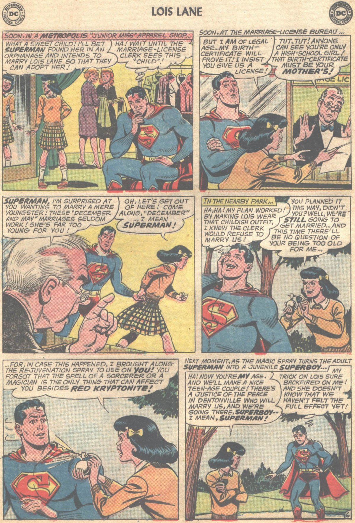 Silver Age Comics Fun Going To The Chapel And Im Gonna Get
