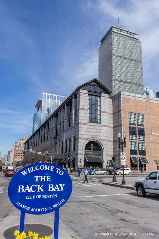 Welcome To Back Bay With Prudential
