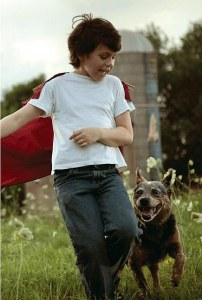 man-of-steel-young-clark-in-cape