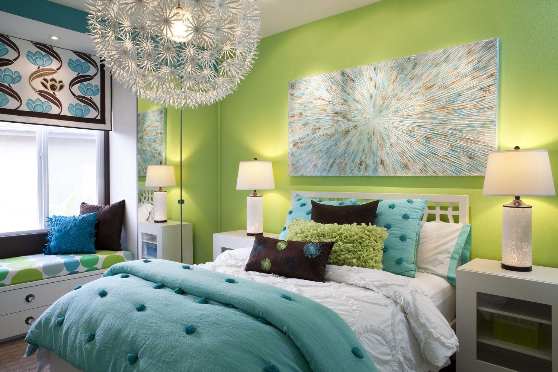 Stylish Transitional Girls Kids Bedroom Robeson Design ... on Girls Room Decoration  id=51510
