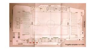 """Potenza, approvato il progetto da 6.5 milioni di euro per i lavori allo storico stadio """"Alfredo Viviani"""""""