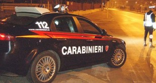 Tito Scalo, 6 malviventi messi in fuga dai Carabinieri