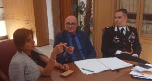 """Matera, incontro in Prefettura sull'attività di prevenzione """"Scuole sicure"""""""