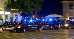 Matera, donna pusher 38enne arrestata dai Carabinieri
