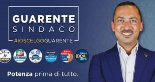 Mario Guarente eletto sindaco di Potenza – i nomi dei nuovi consiglieri