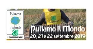 """""""Puliamo il Mondo 2019"""", la campagna di Legambiente promossa in Basilicata"""