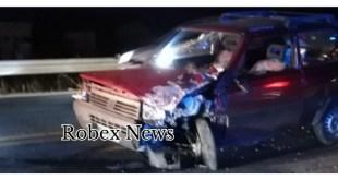 Potenza, alcune auto coinvolte in due incidenti stradali – Video