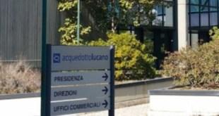 Baragiano, sospensioni idriche dell'Acquedotto Lucano