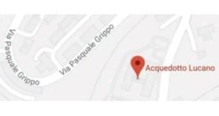 Episcopia, sospensioni idriche dell'Acquedotto Lucano