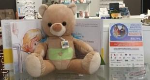 Lino, l'orsetto coraggioso del Diabete Tipo 1, arriva nelle farmacie