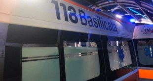 """Nuove ambulanze in dotazione al """"118 Basilicata Soccorso"""""""