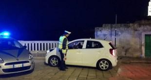 Matera, nel week end controlli della Polizia Locale sino a tarda sera