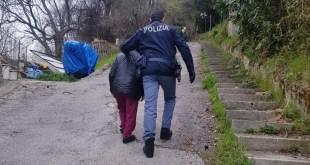 Potenza, anziana ritrovata dalla Polizia di Stato