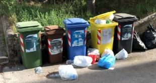 Rifiuti urbani a Potenza, controlli e sanzioni della Polizia Locale – Video
