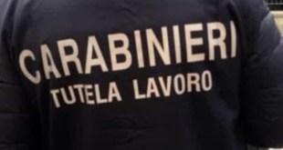 In Basilicata, controlli in aziende eseguiti dai Carabinieri