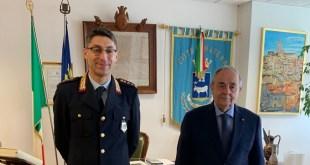 Matera, Paolo Milillo è il nuovo Comandante della Polizia Locale