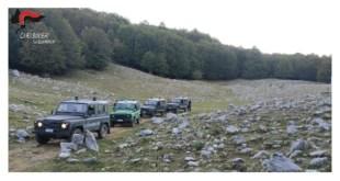 """Controlli e sanzioni nel """"Parco Nazionale del Pollino"""""""