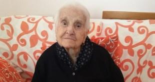 Brindisi di Montagna, 100 anni per Maria Rosa Monserrati