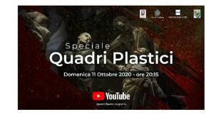 """""""Speciale Quadri Plastici"""", evento online da Avigliano"""