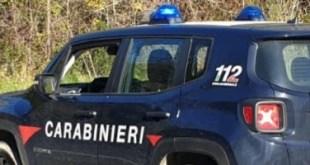 Coppia di San Chirico Nuovo arrestata dai Carabinieri di Tolve