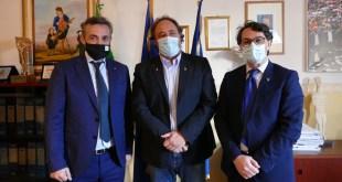 Viggiano, visita istituzionale dell'eurodeputato Massimo Casanova – Video