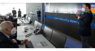 "Roma, inaugurato il ""Cyber Security Operations Center"" – Video"
