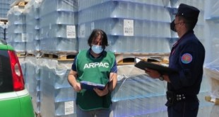 Angri, sequestro ambientale eseguito dai Carabinieri Forestali