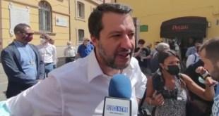 Matteo Salvini torna in Basilicata – Video