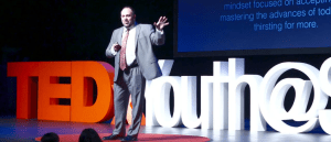 Dr. Rob Furman Speaking at TEDx in Pittsburgh.