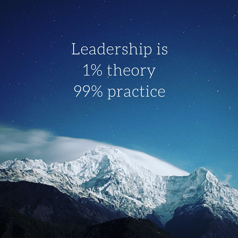 Leadership is quote