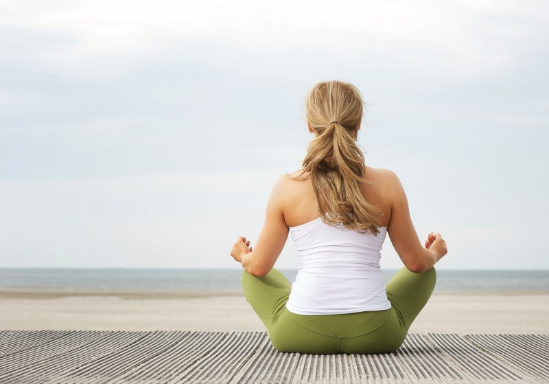 Mindfulness reduces stress in the workplace