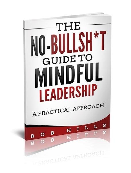 Mindful leadership book